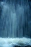 Astrazione della cascata Immagini Stock Libere da Diritti