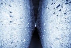 Astrazione di Brickwall Fotografie Stock Libere da Diritti