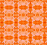 Astrazione di Grunge della marmellata d'arance Immagini Stock Libere da Diritti