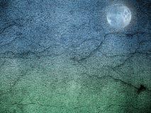 Astrazione di paesaggio del cemento Fotografia Stock Libera da Diritti