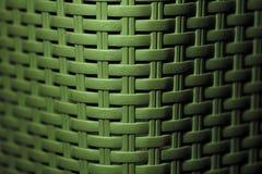 Astrazione di plastica. Immagine Stock