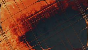 Astrazione di vetro Fotografia Stock Libera da Diritti