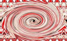 astrazione di Vortice-Wave Fotografie Stock Libere da Diritti