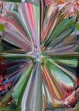 Astrazione Estratto Pittura immagine Struttura strutturato unicità astrazioni estratti strutture colorful colori Grap illustrazione di stock