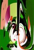 Astrazione interno grafico Pittura Estratto Arte immagine Progettazione illustrazione vettoriale