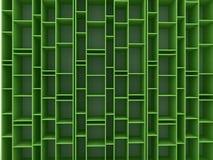 Astrazione verde illustrazione di stock