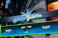 Astro Blaster Royalty Free Stock Photos