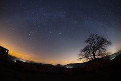 Astro landskap Royaltyfria Foton