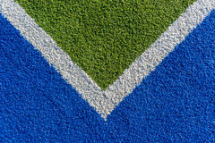 Astro Synthetic Sports Pitch Royalty Free Stock Photo