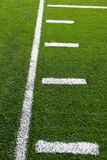 Astro turf field Stock Images