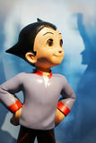 Astroboy wax figure Stock Photography