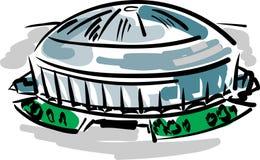 Astrodome Stock Image