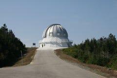 Astrolab en Mont Megantic Imágenes de archivo libres de regalías