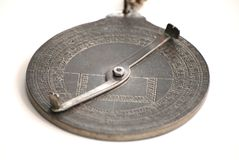Astrolabe 3 Royalty Free Stock Photo