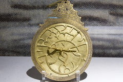 Astrolabe Piece Stock Image