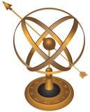 Astrolabio Imágenes de archivo libres de regalías