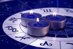 Astrología Fotos de archivo libres de regalías