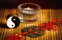 Astrología de China Foto de archivo libre de regalías
