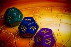 astrologi Royaltyfria Foton