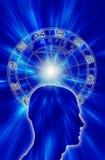 astrologi Arkivfoton