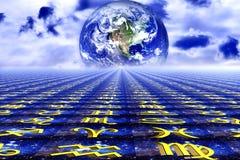 Astrologia Imagens de Stock Royalty Free