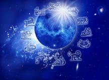 Astrologia illustrazione di stock