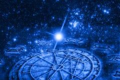 Astrologia Fotografia Stock
