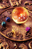 Astrologia foto de stock royalty free