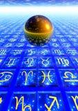 astrologia Obraz Royalty Free