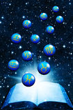 astrologia Fotografie Stock