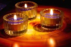 astrologia elementy ogień Zdjęcia Royalty Free