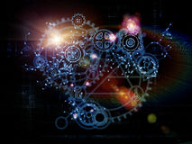 Astrological Calculus Stock Images