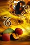 Astrological sign Capricorn royalty free illustration