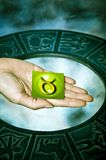 Astrological sign Taurus Royalty Free Stock Photo