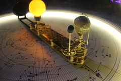 Astrological tool Royalty Free Stock Photo