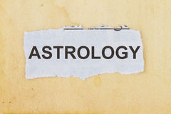 astrologie images stock