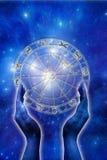 Astrologie voor u Stock Foto