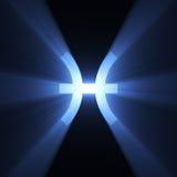 astrologiglorian pisces space symbol royaltyfri illustrationer