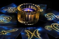 Astrology stock image