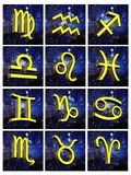 Astrology stock image