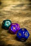 Astrology and destiny stock photos