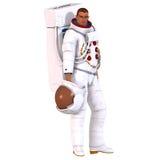 astronauci 3 d Obraz Stock