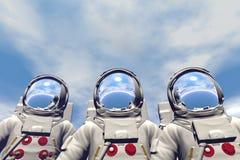astronauci Obraz Stock