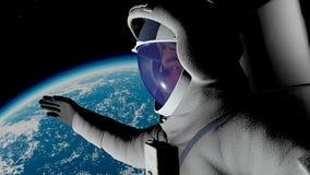 astronauci Obraz Royalty Free