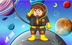 Astronaunt libre illustration