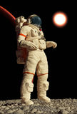 The astronaut Royalty Free Stock Image