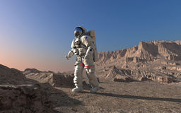 The astronaut Stock Photos