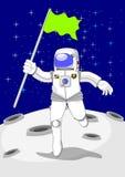 Astronaut Stockfotografie