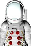 Astronaut. A 3 D render a astronaut