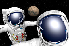 Astronaut Royalty Free Stock Images